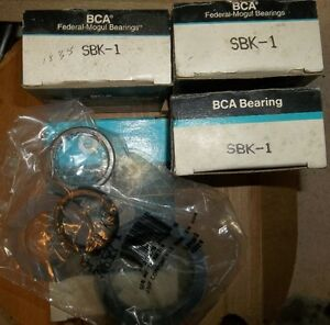 4 - SBK-1 INNER SPINDLE BEARING & SEAL KIT DANA 30 / 44 / CORP.