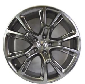Grand Cherokee SRT8 rims X4 20 inches (particulier brand new)
