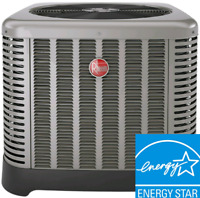 Rheem air conditioners from 2600
