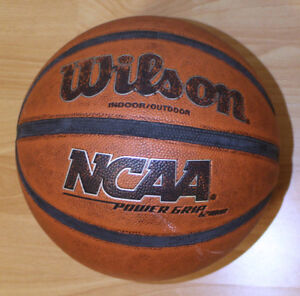 WILSON NCAA Power Grip Basketball in good condition