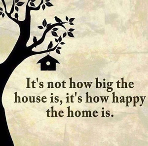 In search of a happy home to rent