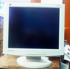 """18"""" LCD MONITOR  VIEWSONIC VG180 - Computer Monitor"""