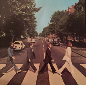THE BEATLES – VINYL LP – ABBEY ROAD – APPLE RECORDS – MINT