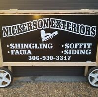 Nickerson Exteriors has you covered!