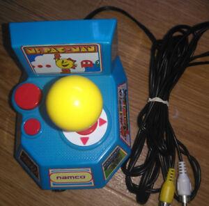 Namco Ms Pac-Man plug and play