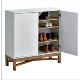 Brand new 2 door shoe storage unit