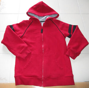 Boys red hoody in size 10
