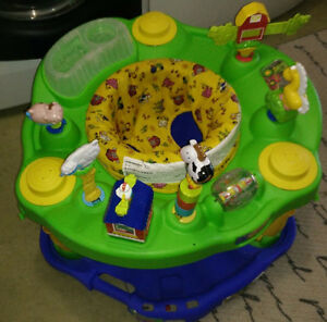Evenflo exersaucer in very good condition