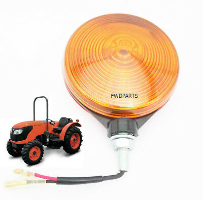 Genuine Kubota Tractor M 6040 7040 M 8540 M 9540 Ass Lights Hazard Signal Lamps