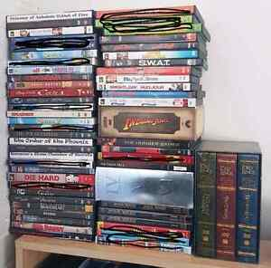 DVDs for sale (UPDATED)
