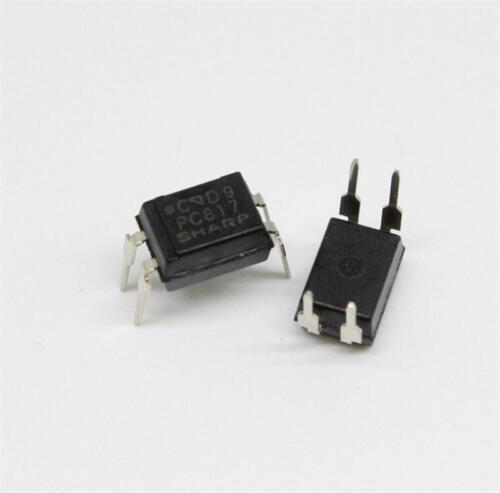 10pcs PC817 PC817C EL817 817 Optocoupler SHARP DIP--sh