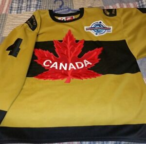 Autographed Vincent Lecavalier Team Canada Jersey For Sale.