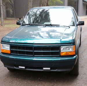 Must be seen to believe the condition, 1995 Dodge Dakota