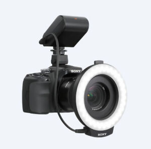 Sony Ring Flash Kit HVL-RLAM for Macro Photography