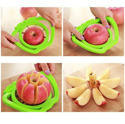 Kitchen Gadgets Apple Cutter Slicer Vegetable Fruit Tools Easy Cut Slicer Cutter