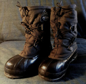 Acton Thermo deep winter boots.