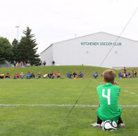 Youth Soccer with the Kitchener Soccer Club