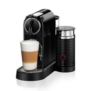 Machine Nespresso Citiz & milk neuve