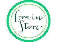 Demi Chef de Partie - Grain Store