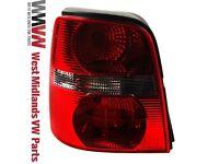VW Touran 2003-2006 Rear Light Lamp Left N/S Passenger Side