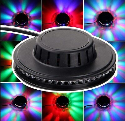 48 LEDs RGB Stage Lighting Bar Party Disco DJ Light Effect Auto/Voice-activated