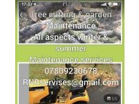 Garden and property maintenance