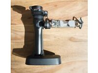 DJI Osmo handle and X5 PRO adapter / 3 batts and accessories