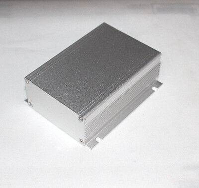 Silver Aluminum Project Box Case Electronic box1166 Al Enclosure; US Stock