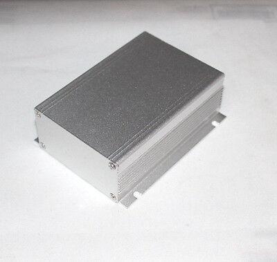 Silver Aluminum Project Box Case Electronic Box1166 Al Enclosure Us Stock