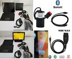Valise auto diagnostic,vcds delphi pc pro, DELL TABLETTE