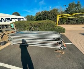 FREE Heras Fencing - 19 Panels - Collection Only