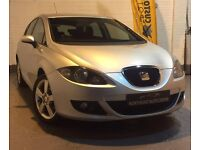 Seat Leon 1.9 2007, Full mot and 6 months extendable warranty