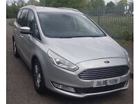 New Shape 7 Seater Ford Galaxy Titanium/ PCO APPROVED/ UBER READY