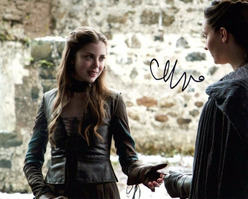 Charlotte Hope Game of Thrones Autographed Signed 8x10 Photo COA #1