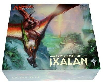 Magic MTG - Explorers of Ixalan - englisch - NEU - OVP - Komplett Set