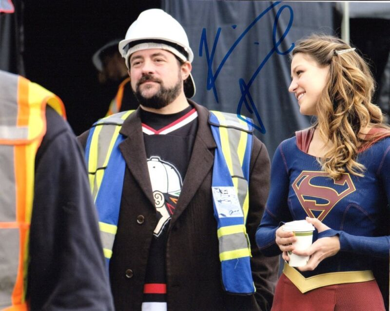 Kevin Smith Supergirl Autographed Signed 8x10 Photo COA #5