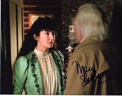 Mary Steenburgen Back To The Future Autographed Signed 8X10 Photo Coa  5