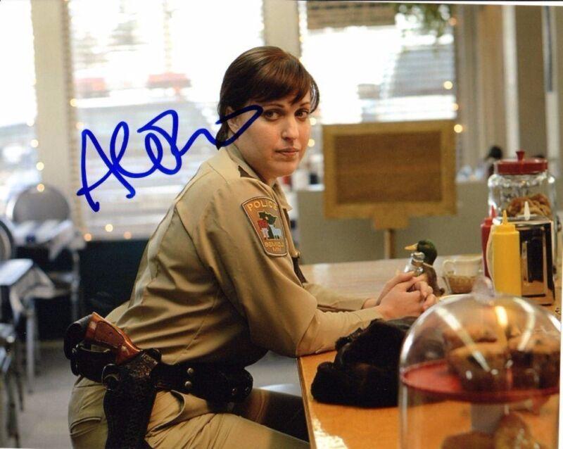 Allison Tolman Fargo Autographed Signed 8x10 Photo COA #5