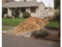 Free Wood-chip available for Gardens, Mulch, Paths, Equestrian use Etc.