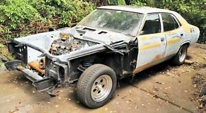 1978 XC Ford Falcon Automatic Sedan