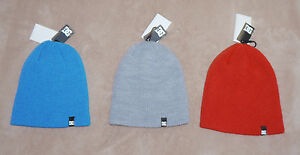 DC-CLAP-Mens-Beanie-Skull-Cap-Hat-Sz-OS-NWT-several-colors-available