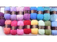 17 x 100g Stylecraft Special D//K Wool//Yarn Knitting//Crochet Attic24 Harmony Pack