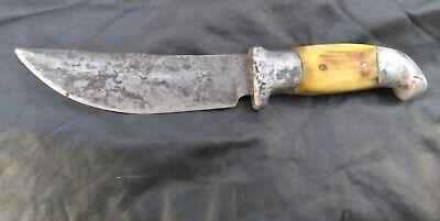 R.H. Ruana Bonner Montana Handmade Collector Hunting Knife