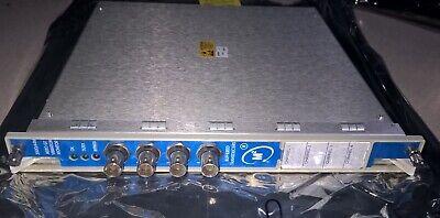 Ge Bently Nevada Aero Gt Vibration Monitor 4-ch Card Module 140734-03b -03 B