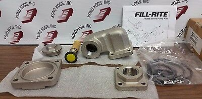 New Fill-rite 300bd Conversion Kit Conversion Of 300 Series To Biodiesel Pumps