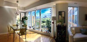 Two-Bedroom Condo, Lebreton Flats, Aug 1st