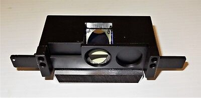 Nikon Tmd Diaphot Inverted Microscope Dual Exiciter400 Dm Holder