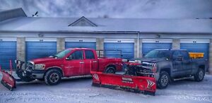 Snow removal! Residential & commercial properties! Free quotes