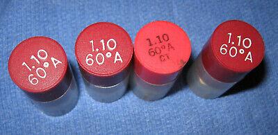 Four4 1.10-60a Delavan Oil Burner Nozzle Furnace Boiler 1.10-60h Hollow