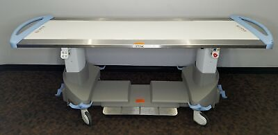 Ge Discovery Delphinium Non-stationary 4 Way Float X Ray Imaging Table Certified
